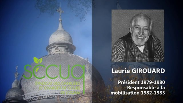 Hommage à Laurie Girouard