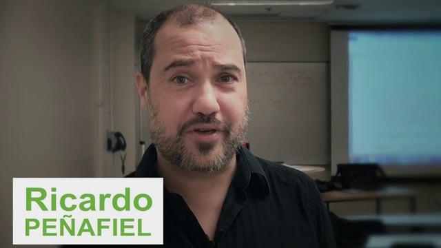Des précaires chargés de passion : Ricardo Penafiel