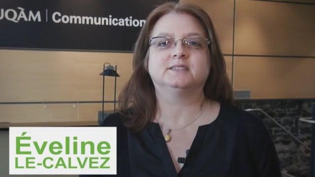 Des précaires chargés de passion : Évelyne Le-Calvez